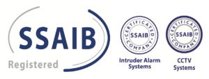 Registered with the SSAIB for intruder alarms and CCTV